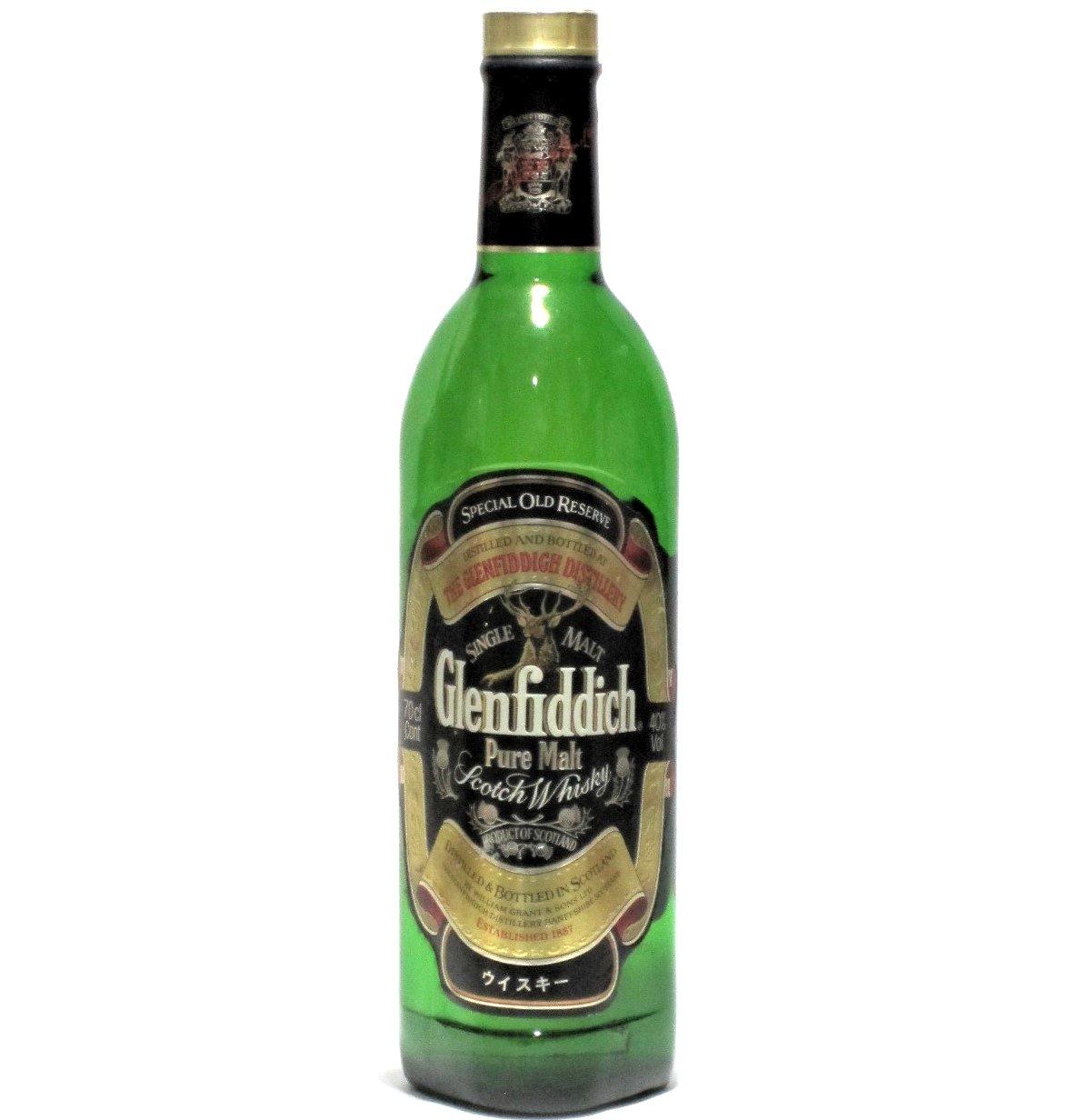 [古酒] グレンフィディック ピュアモルト 正規品 40度 700ml