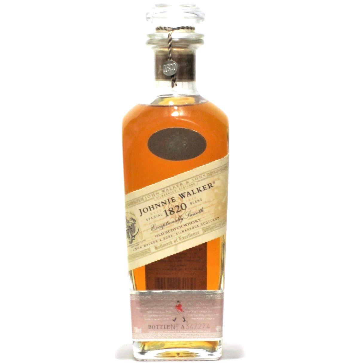 [古酒] ジョニーウォーカー 1820 スペシャルブレンド 正規品 40度 700ml