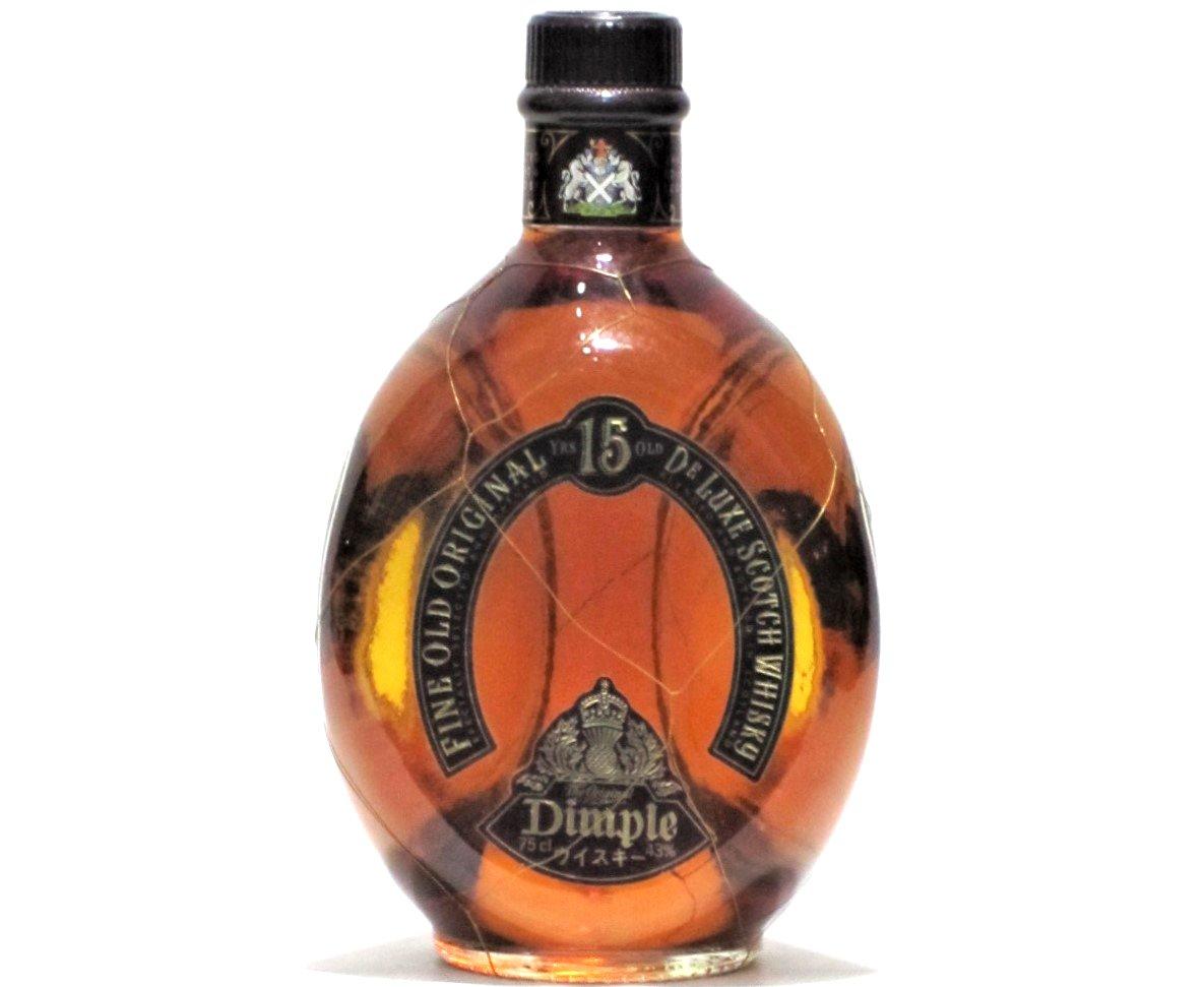 [古酒] ディンプル 15年 正規品 43度 750ml