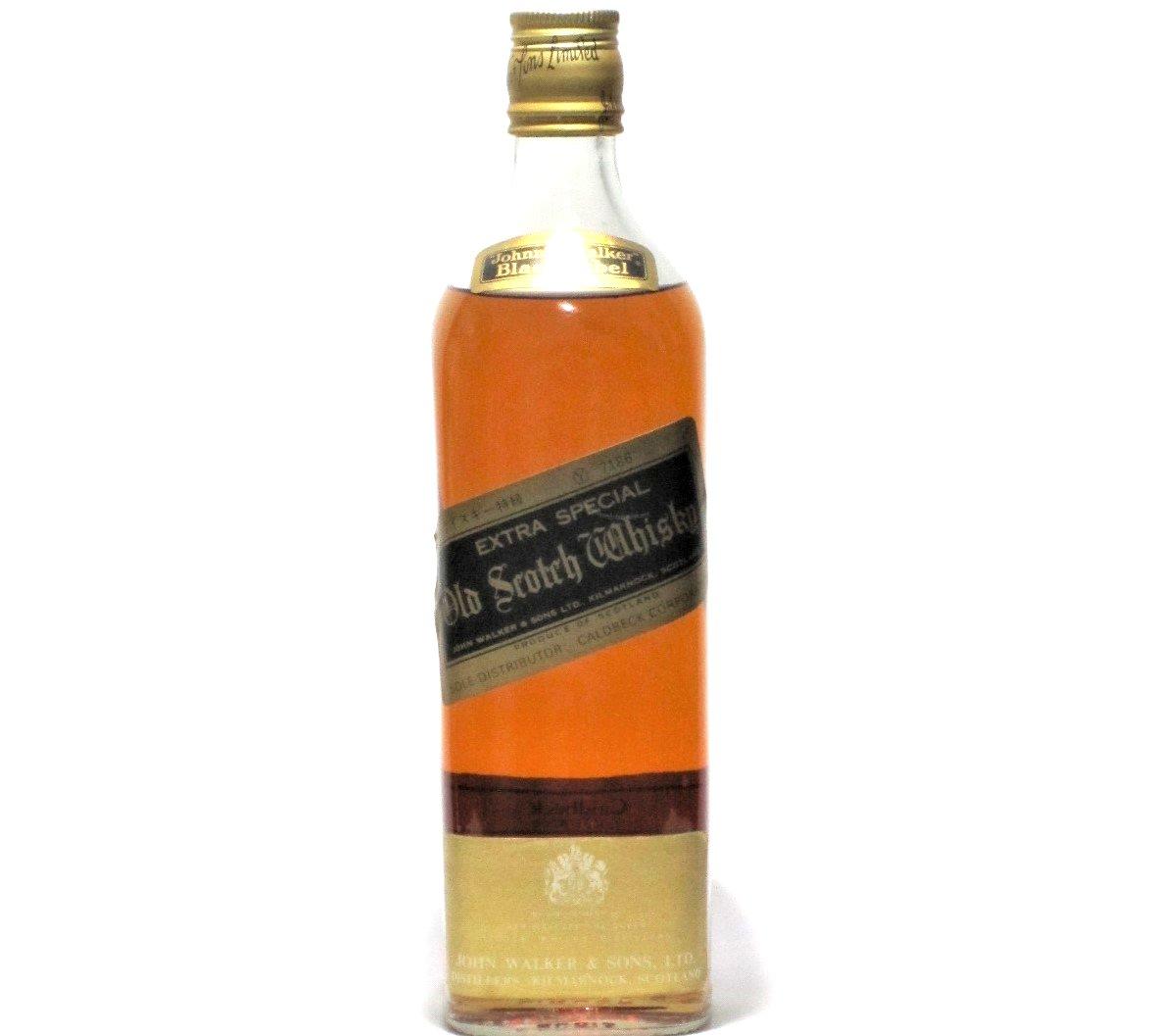 [古酒] ジョニーウォーカー ブラックラベル 特級表示 正規品 43度 760ml