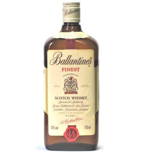 [古酒] バランタイン ファイネスト 正規品 43度 750ml