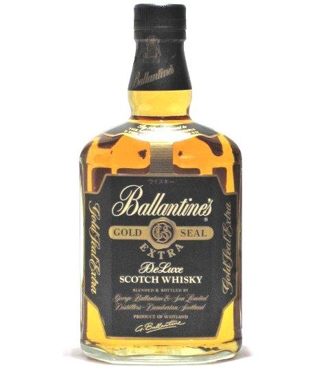 [古酒] バランタイン ゴールドシール エクストラ 正規品 43度 750ml
