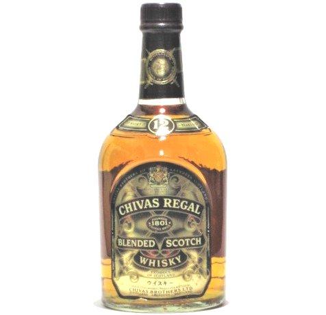 [古酒] シーバスリーガル 12年 正規品 43度 750ml