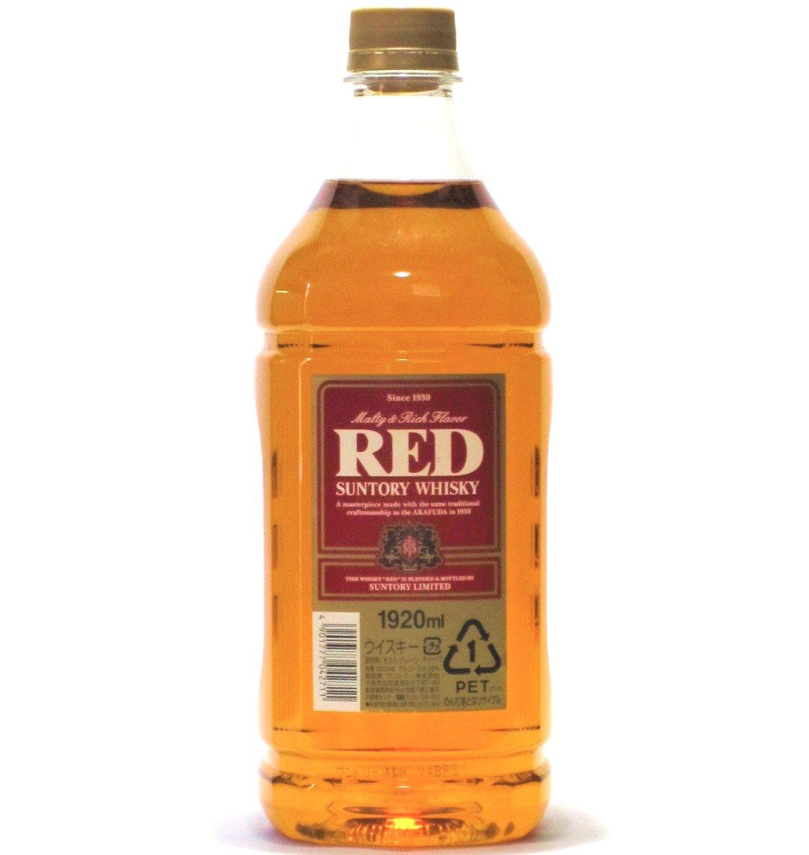 [古酒] サントリーウイスキー レッド 39度 1920ml