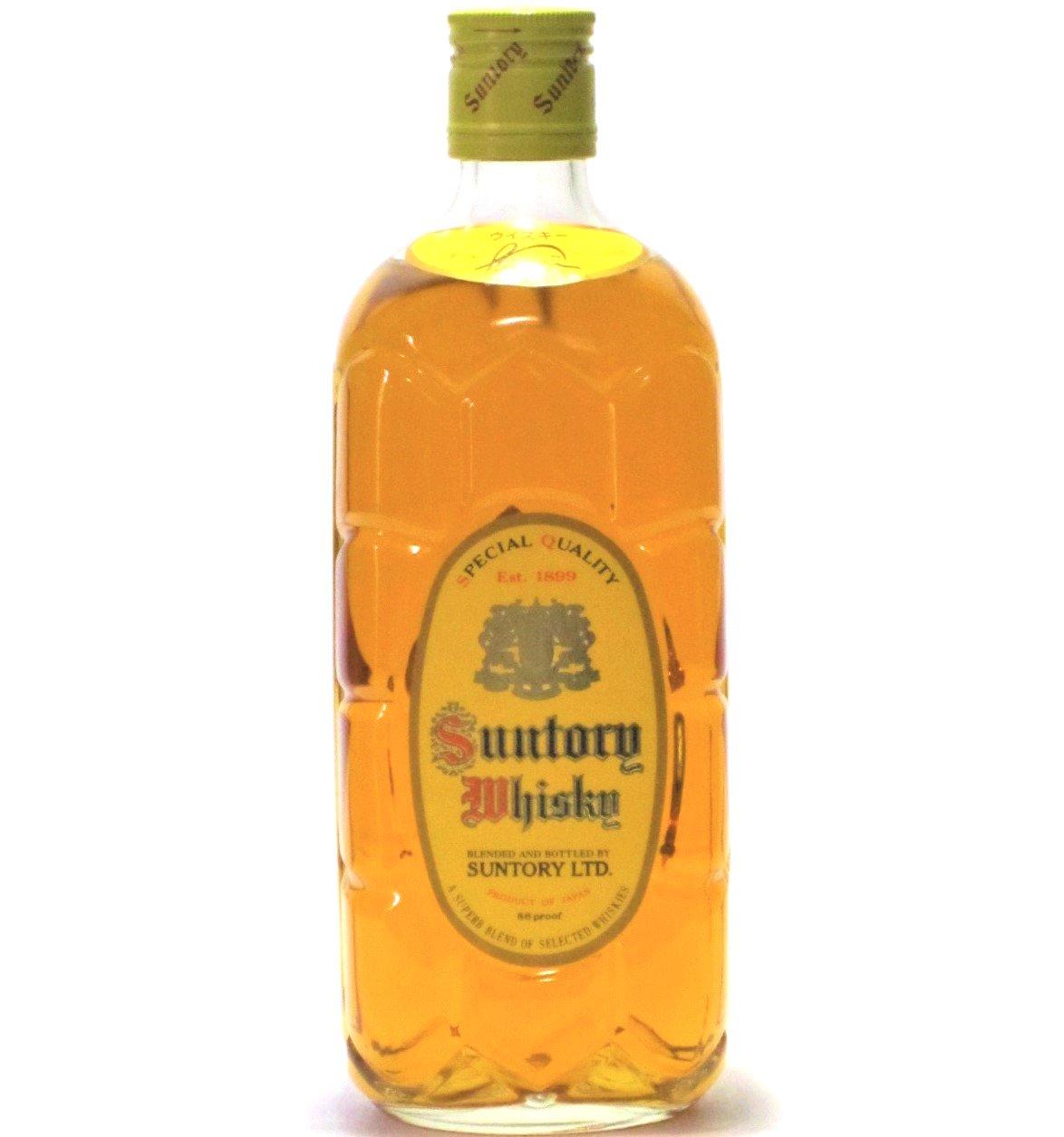 [古酒] サントリーウイスキー 角瓶 43度 720ml