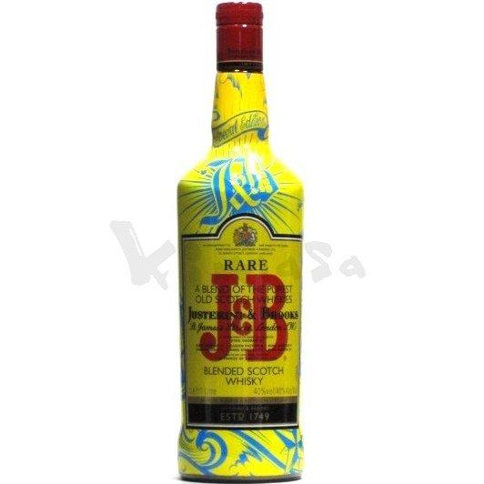 [古酒] [送料無料] J&B タトゥー (イエロー) 40度 1000ml (1L)