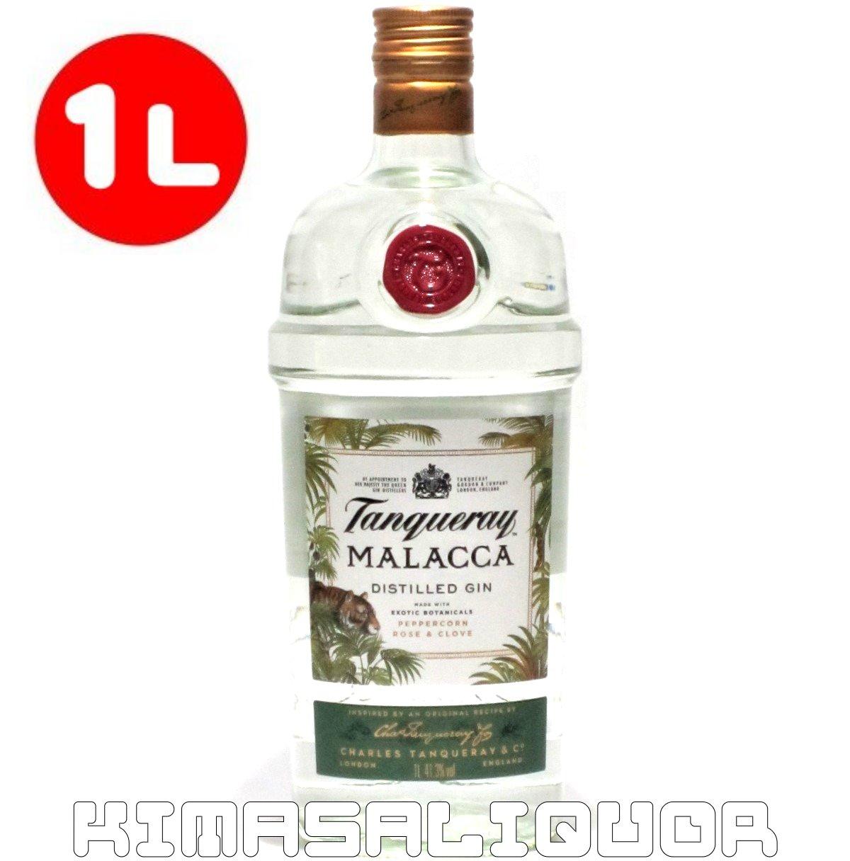 タンカレー マラッカ ジン 41.3度 1000ml (1L)