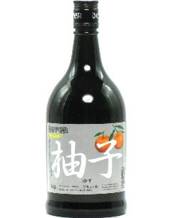 ドーバー 柚子 25度 700ml