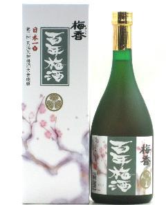 明利 梅香 百年梅酒 14度 720ml