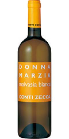 2009年 ドンナ マルツィア マルヴァジーア ビアンカ 750ml