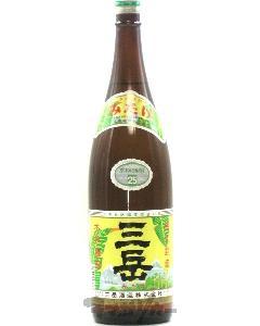 三岳 三岳酒造 芋焼酎 25度 1800ml