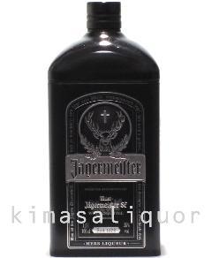 イエガーマイスター ブラック ティン スペシャル 35度 1000ml (1L)