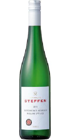 トリッテンハイマー アルテルヒェン リースリング シュペトレーゼ/シュテッフェン 2015年 750ml