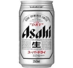 アサヒ スーパードライ 350ml缶 ※送料無料対象外
