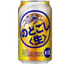 キリン のどごし<生> 350ml缶 ※送料無料対象外