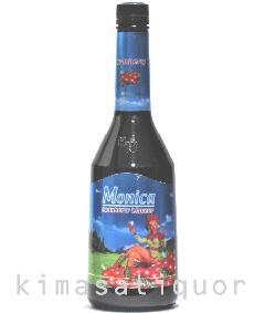 [古酒] モニカ クランベリー 20度 750ml ※オリがあります
