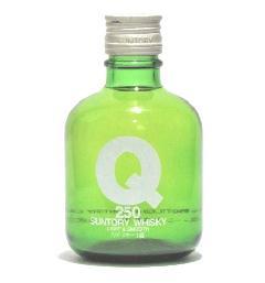 [古酒] サントリー ウイスキー Q キュー 1級 40度 250ml