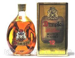 [古酒] ディンプル 12年 43度 750ml