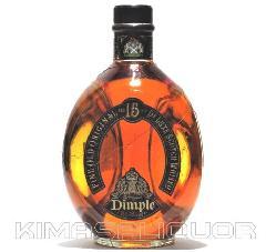 [古酒] ディンプル 15年 43度 750ml
