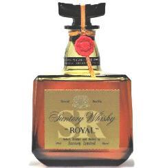 [古酒] サントリーウイスキー ローヤル 特級表示 43度 720ml