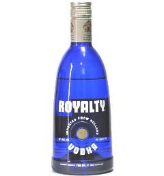 [古酒] ロイヤリティ ウォッカ 40度 700ml ※液面低下あり