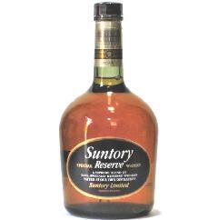 [古酒] サントリーウイスキー リザーブ 43度 750ml