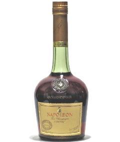 [古酒] クルボアジェ ナポレオン 特級表示 正規品 木箱入り 40度 700ml