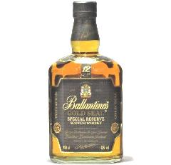 [古酒] バランタイン ゴールドシール 正規品 43度 750ml
