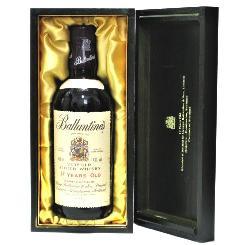[古酒] バランタイン 17年 正規品 木箱付き 43度 750ml