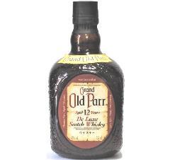[古酒] オールドパー 12年 正規品 43度 750ml