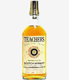 [古酒] ティーチャーズ 特級表示 正規品 43度 760ml
