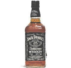 [古酒] ジャックダニエル ブラック 正規品 旧ボトル 40度 700ml