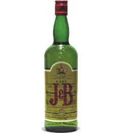[古酒] J&B レア 特級表示 正規品 43度 750ml