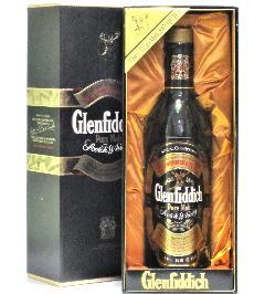 [古酒] グレンフィディック ピュアモルト 特級表示 正規品 箱付き 43度 750ml