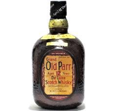[古酒] [送料無料] オールドパー 12年 特級表示 正規品 43度 937.5ml
