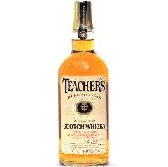 [古酒] ティーチャーズ 特級表示 正規品 43度 750ml