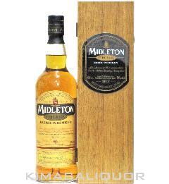 ミドルトン ヴェリーレア 2017 木箱入り 40度 700ml
