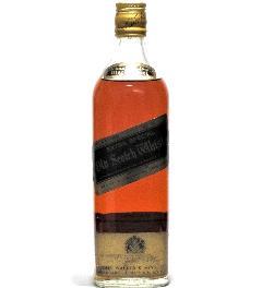 [古酒] ジョニーウォーカー ブラックラベル 特級表示 金キャップ 43度 750ml