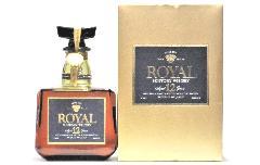 [古酒] サントリーウイスキー ローヤル プレミアム12年 箱付き 43度 720ml