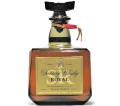 [古酒] サントリーウイスキー ローヤル SR 43度 720ml