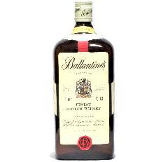 [古酒] バランタイン ファイネスト 正規品(明治屋) 特級表示 43度 1000ml (1L)