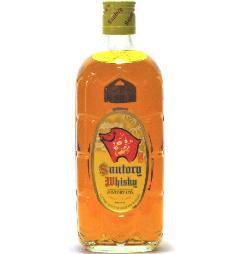 [古酒] サントリーウイスキー 角瓶 干支ラベル 亥歳 40度 700ml