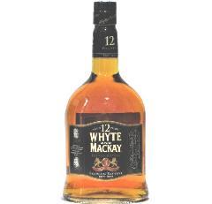 [古酒] ホワイト&マッカイ 12年 正規品 40度 700ml