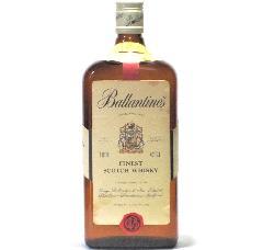 [古酒] バランタイン ファイネスト 特級表示 正規品 43度 1000ml (1L)