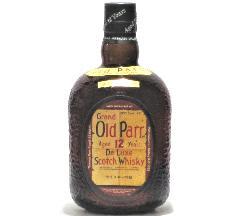 [古酒] オールドパー 12年 特級表示 正規品 43度 937.5ml