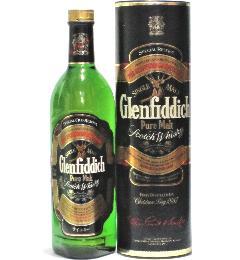 [古酒] グレンフィディック ピュアモルト 正規品 箱付き 43度 750ml