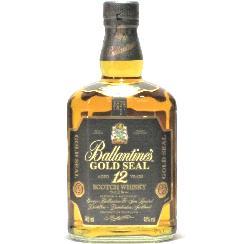 [古酒] バランタイン 12年 ゴールドシール 正規品 40度 700ml