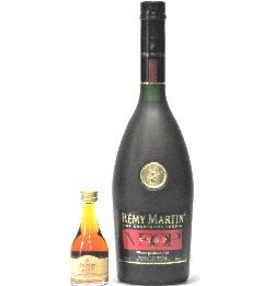レミーマルタン VSOP ミニボトル付き 40度 700ml