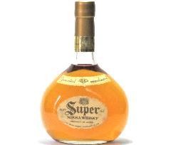 [古酒] ニッカウイスキー スーパーニッカ 特級表示 43度 760ml
