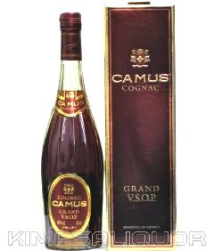 [古酒] カミュ VSOP グリーンボトル 正規品 40度 700ml